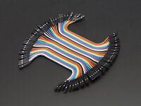 Premium Female/female Jumper Wires - 40 X 3 (75mm)