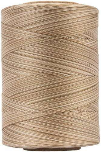 Coats Cotton Machine Quilting Multicolor Thread 1200yd Old Lace 073650831812