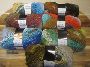 Noro TAIYO SPORT Yarn - choice of  7 colorways