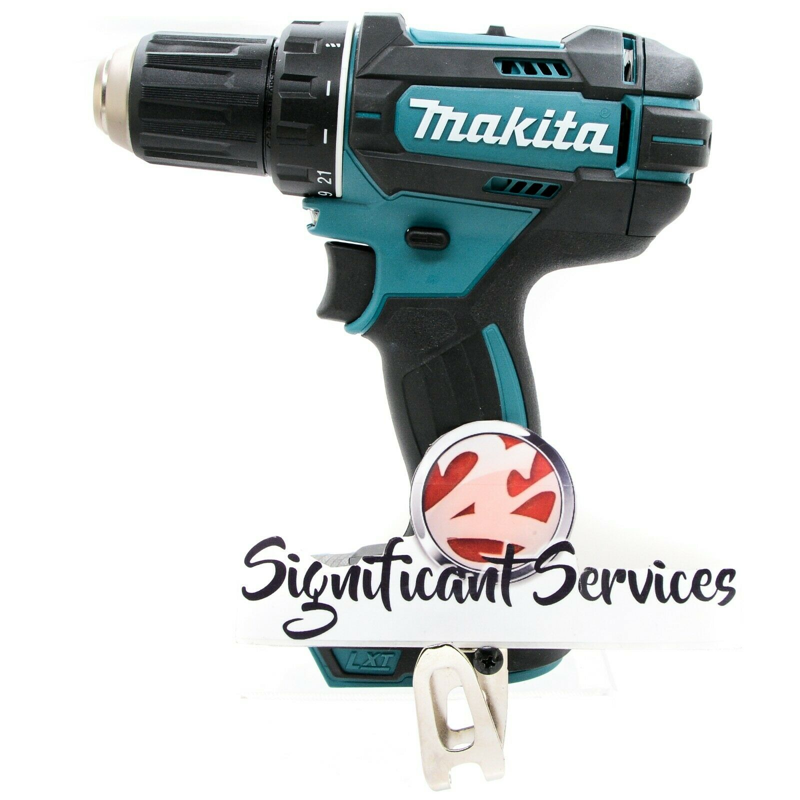 significantservices NEW Makita XFD10Z 18V LXT Li-Ion 1/2 2 Speed Cordless Drill Driver Tool Only