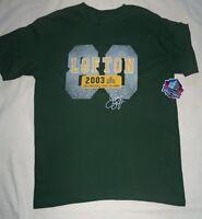 Nfl Green Bay Packers James Lofton Hof T-shirt - Size Large - - 100% Cotton