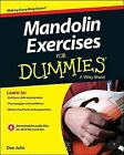 Mandolin Exercises For Dummies by Don Julin (Paperback, 2014)
