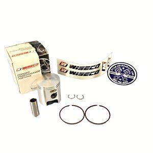 Neuf-83-00mm-1mm-Overbore-Wiseco-Piston-Kit-1986-1987-Kawasaki-KX80-Grand-Roue