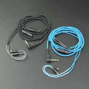 Cable-de-Audio-para-WESTONE-W10-ES20-ES30-ES50-ES60-Shure-SE110-SE215-Logitech-UE900