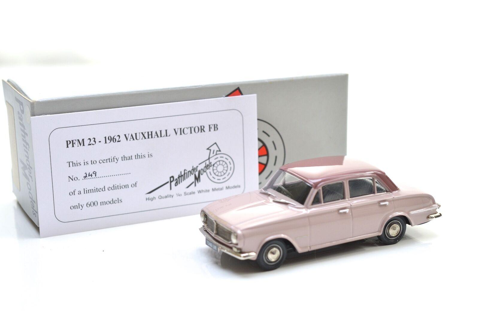 PATHFINDER modelli PFM 23 Vauxhall Victor FB 1962