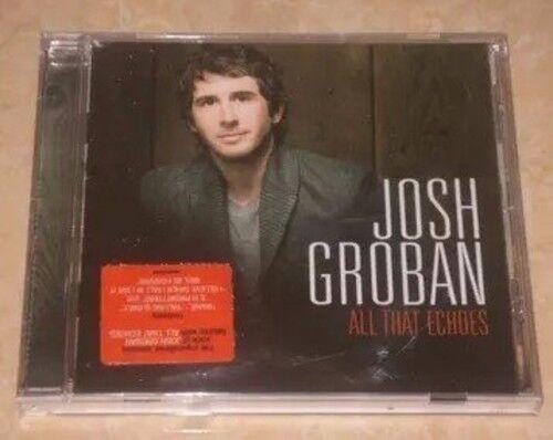 josh groban all that echoes bonus tracks