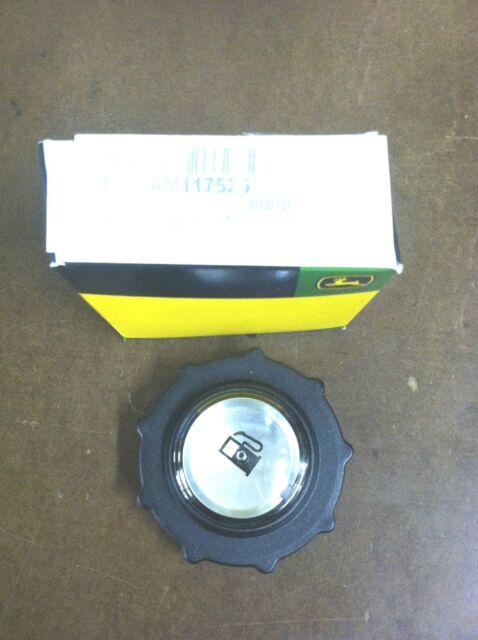 Genuine John Deere Fuel Tank Cap AM117525 130 160 165 170 175 180 185 240 245