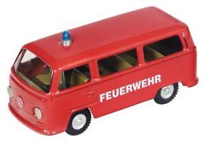 KOVAP  VW BUS  Ausführung  FEUERWEHR    Art. Nr. 0631