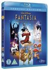 Fantasia SE Magical Gifts BD Retail Blu-ray Region UK Fast