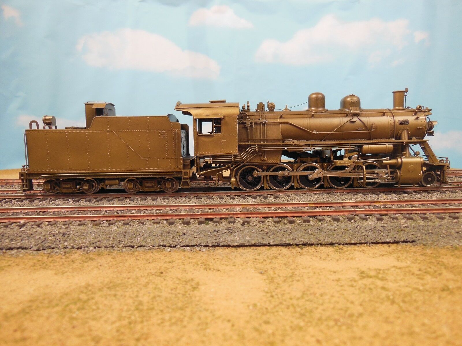 Die us - firsco - modelle 2-10-0 lokomotive
