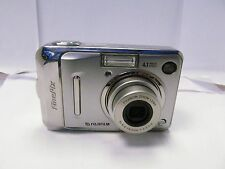 fujifilm finepix a series a400 4 1mp digital camera silver ebay rh ebay com Fujifilm Camera FinePix JX 650 Fujifilm Digital Camera FinePix 2980