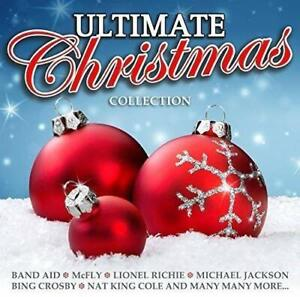Ultimate-Christmas-Collection-2015-53-track-3-CD-Neu-Ovp-Band-Aid-Weihnachten