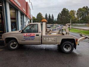 Tow Truck GMC