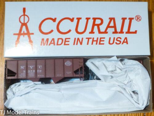 Accurail HO #2504.3 (Rd #837970) NYC 55-Ton USRA Hopper Kit (Plastic)