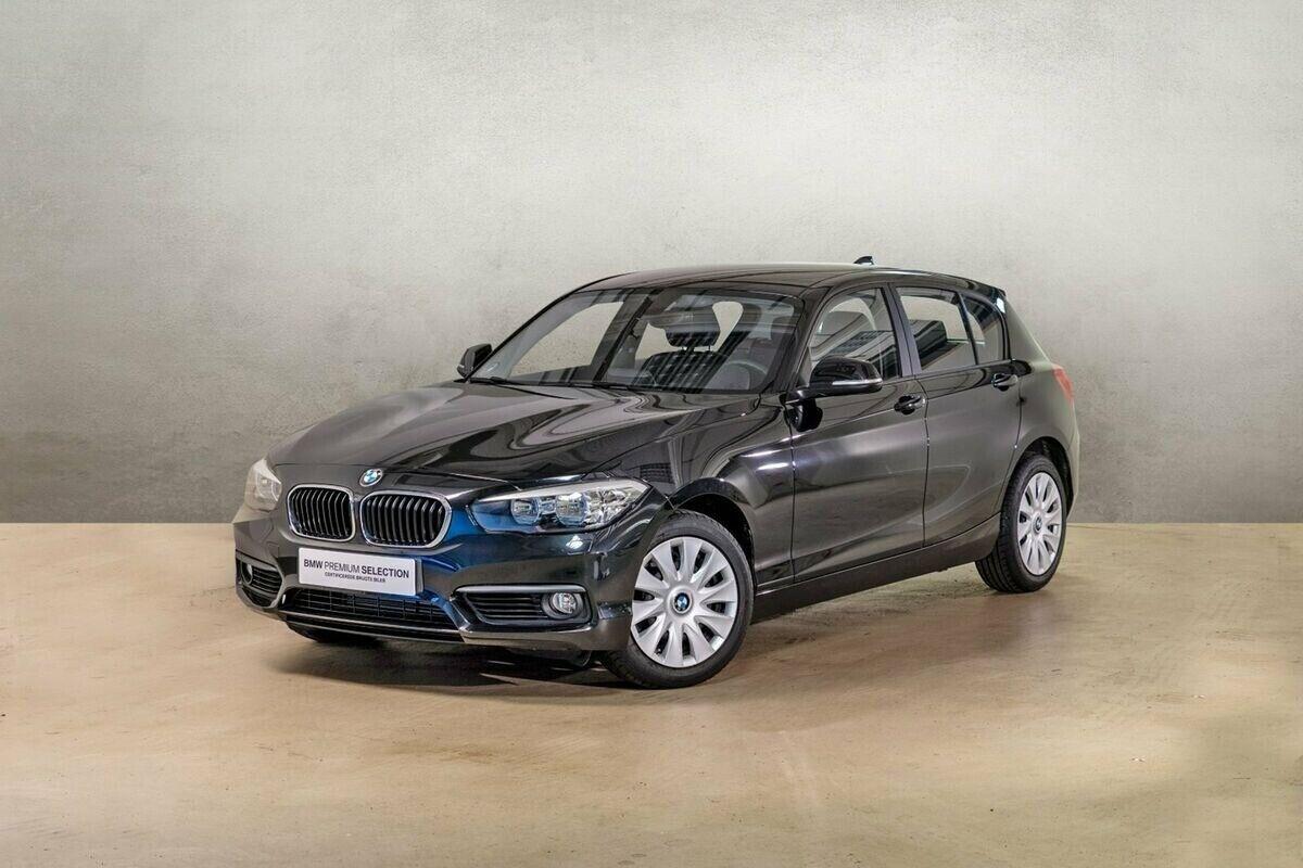 BMW 120i 1,6 aut. 5d
