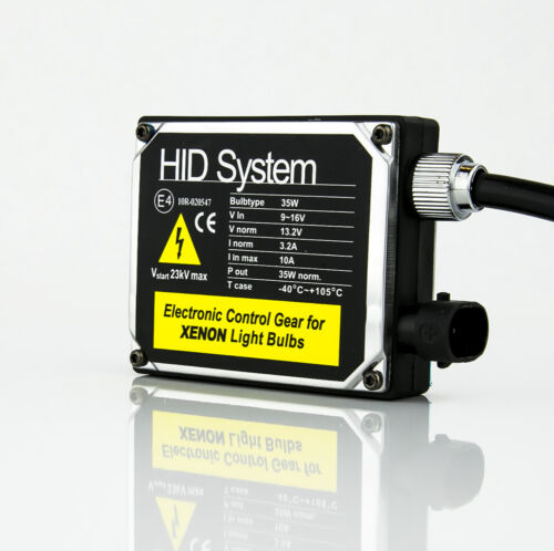 HID System HID Kit 880 9005 9006 H1 H3 H4 H7 H10 H11 H13 5202 6000K 5000K Xenon