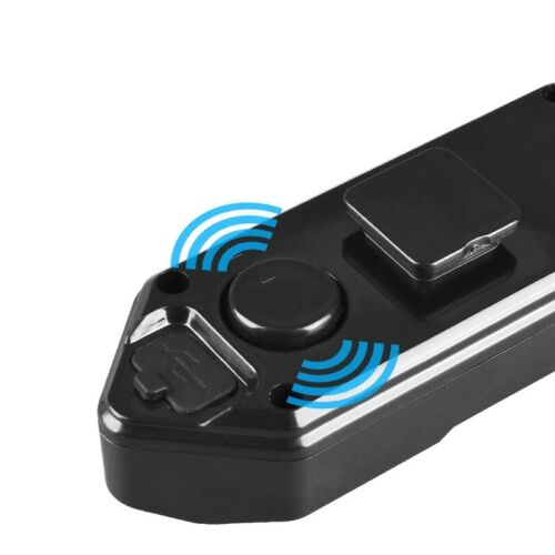 Details about  /Bicycle Tail Light USB Smart Wireless w//Remote Control Turn Signal Warning Lamp