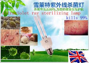 ULTRA-VIOLET-Sterilizer-UV-C-ANTIBATTERICO-Bed-Bug-virus-germi