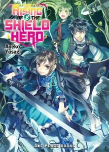 Rising-of-the-Shield-Hero-8-Paperback-by-Yusagi-Aneko-Brand-New-Free-P-amp-P