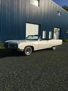 BUICK 1968 CONVERTIBLE A1 31 000$