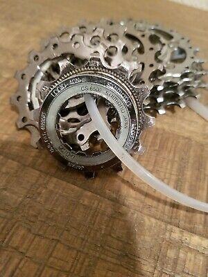 Cassette Racing Bicycle Shimano cS-6500-9 Speed 13-23 Bike Cassette Sprocket