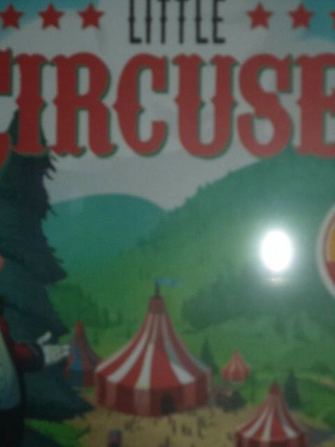 Little Circuses - IDW Games Board Game Nuovo