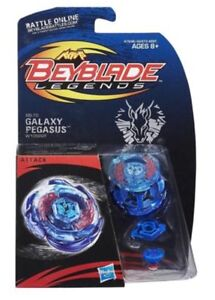 HASBRO-BEYBLADE-LEGENDS-BB-70-GALAXY-PEGASUS-US-Seller