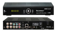 Linkbox 9000i Hd Local Fta / Iptv Satellite Receiver, Usa Authorized Dealer