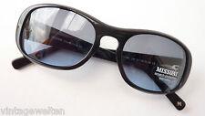 Missoni entspiegelte Luxus Sonnenbrille schwarz zeitlos edel GR: M Acetat