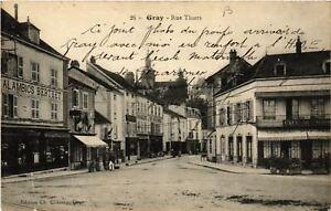 CPA-Gray-Rue-Thiers-636498