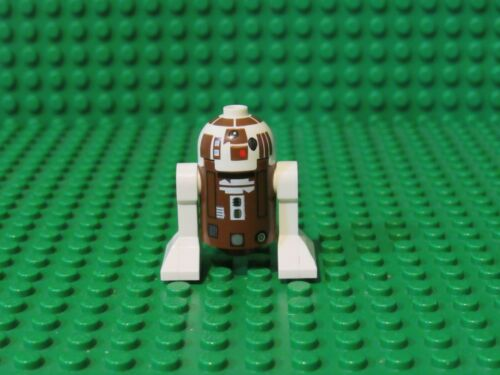 R7-D4 8093 Brown Astromech Droid Star Wars Lego Minifigure Minifig