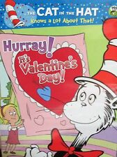 The Cat in the Hat Knows Lot About That NEW DVD Hurray Its Valentines Day Seuss