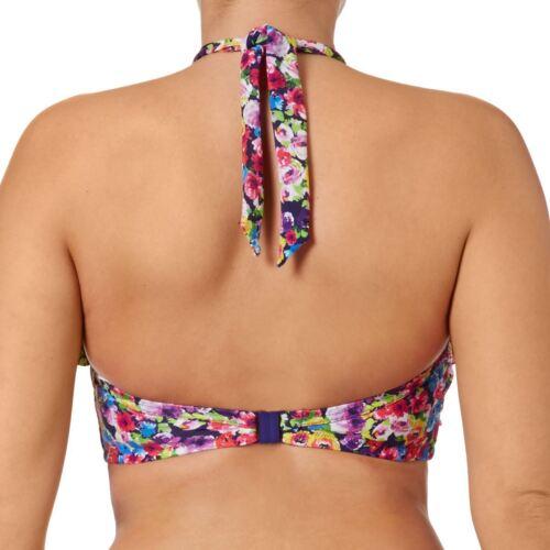 Freya Swimwear Summer Bandeau Bikini Top Indigo 3712