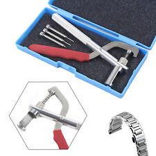 Folding Key Split Pin Clamp Auto Car Key Disassembly Plier Tool Flip Remover Kit