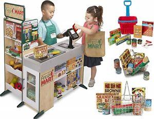Kids-Supermarket-Store-Food-Pretend-Play-Set-Cash-Shopping-Trolley-Toys-Market