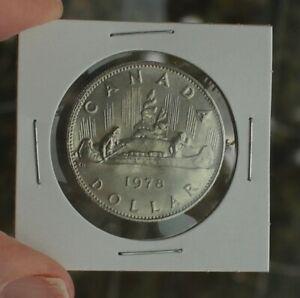 1978-1-Voyageur-DDR-Canada-One-Dollar-from-Bank