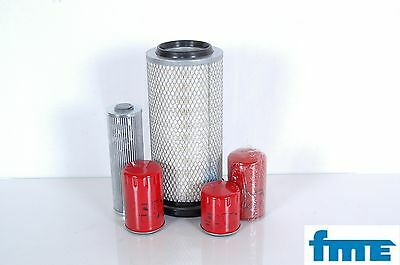 Filterset Zettelmeyer ZL 1001 Motor Deutz F4L913 Filter