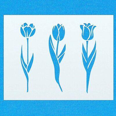 Dandelion Summer Flower Mylar Airbrush Painting Wall Art Crafts Stencil A1 Size Stencil - Xlarge
