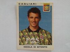 FIGURINE CALCIATORI PANINI 1991 92 - N. 72 DI BITONTO CAGLIARI