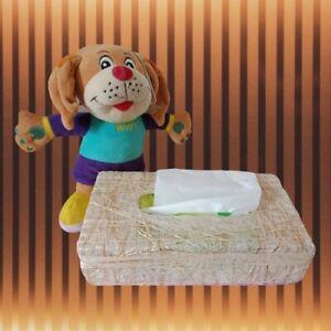 Native-Tissue-Holder-Rectangular-Handmade