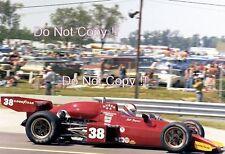 CLAY REGAZZONI Theodore RACING MCLAREN m16 Indianapolis 500 1977 foto 1