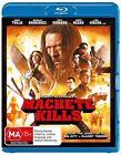 Machete Kills (Blu-ray, 2014)