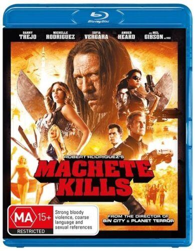1 of 1 - Machete Kills : NEW Blu-Ray