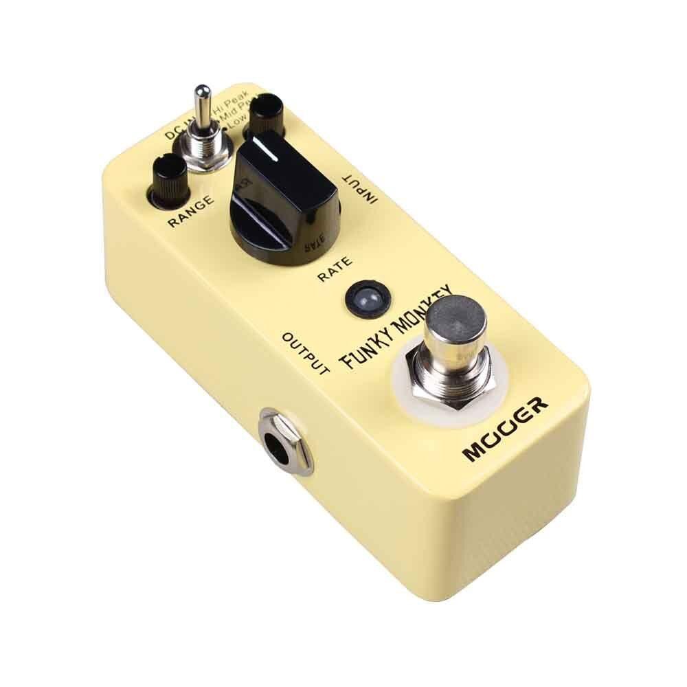 Mooer MAW1 Micro Series Funky Monkey Digital Autowah Effects Wah Wah Pedal