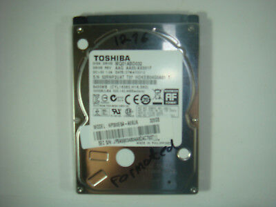 """Toshiba Laptop 2.5/"""" SATA Hard Drive HDD FKN92B G003235B 88I9317-RAI2 PCB Board"""