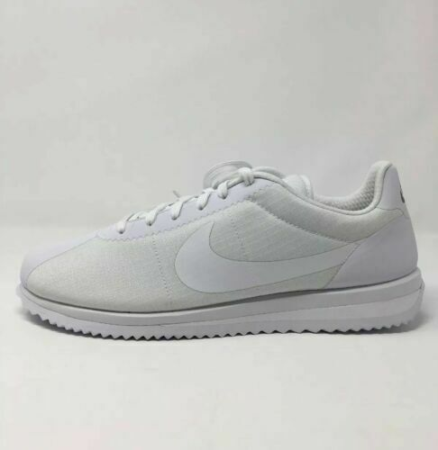 Nike Cortez Ultra Running shoes White Cool Grey 833142-101 Size 8.5