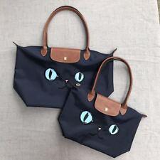 40262c2a0551 item 1   LIMITED EDITION  LONGCHAMP Le Pliage Miaou print LARGE shoulder bag  -  LIMITED EDITION  LONGCHAMP Le Pliage Miaou print LARGE shoulder bag