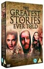 The Greatest Stories Ever Told - The Agony And The Ectasy/The Bible/The Robe/Demetrius And The Gladiators/Francis Of Assisi/The Greatest Story Ever Told/The Song Of Bernadette/The Story Of Ruth (DVD, 2007, 8-Disc Set, Box Set)