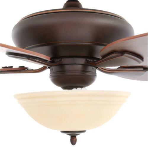 Flowe 52 in. Mediterranean Bronze Ceiling Fan 5 Blade Arm Part(s) Only