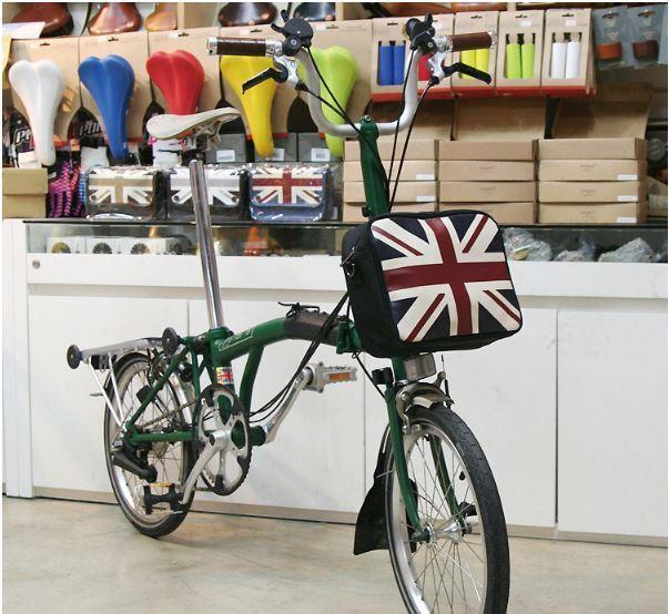 For Brompton davanti borsa  autorier Block borsa Adapter autorier borsa Bike Bicycle borsa